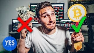 SURVIVING ONLY USING BITCOIN FOR 24 HOURS (Does it work?)
