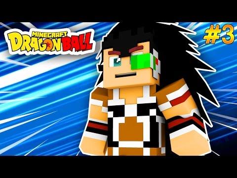 RADITZ BẮT CÓC THẦY ROSHI (Minecraft 7 Viên Ngọc Rồng Chế #3)