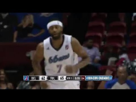 Mustafa Shakur - highlights with Tulsa 66ers