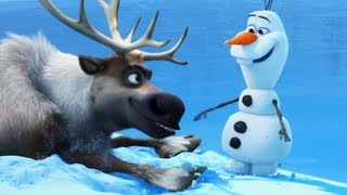 Frozen Trailer 2013 Disney Movie Teaser Official [HD