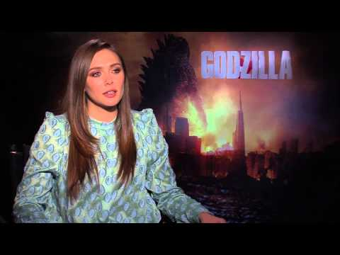 Did 'Godzilla' prepare Elizabeth Olsen and Aaron Johnson for 'Avengers: Age of Ultron'?