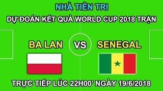 Linh Vật Dự Đoán kết quả trận Ba Lan vs Senegal   Trực tiếp lúc 22h00 19/6 trên VTV6