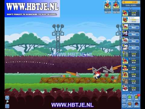 Angry Birds Friends Tournament Week 73 Level 6 high score 116k (tournament 6)