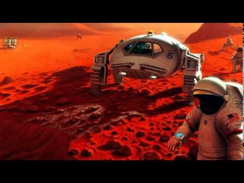 Nasa confirms it intends to land humans on Mars by 2035 - but admits it'll need help