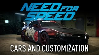 Need for Speed - Cars & Customization
