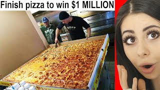 Crazy FOOD Challenges that could make you RICH