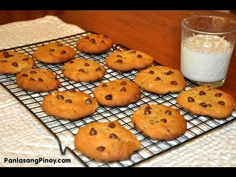 Chocolate Chip Cookie Recipe -F3p0VpdAgeA