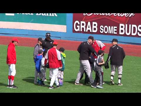 Mic'd Up: Army catcher Connor Love at the 2014 Hudson Valley Baseball Classic