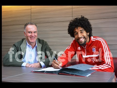 Dante verlängert bis 2017 beim FC Bayern