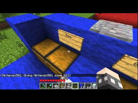 Minecraft Tutorials : How to Build A Yu-Gi-Oh Duel Arena