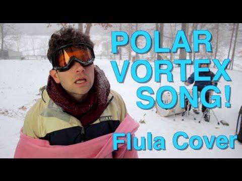 Polar Vortex Song! Flula Cover
