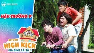 Gia đình là số 1 sitcom| hậu trường 9: Cười lăn lóc với độ lầy của Tiến Luật, Phát La, Gin Tuấn Kiệt