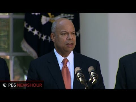 President Obama taps Jeh Johnson to head Homeland Security