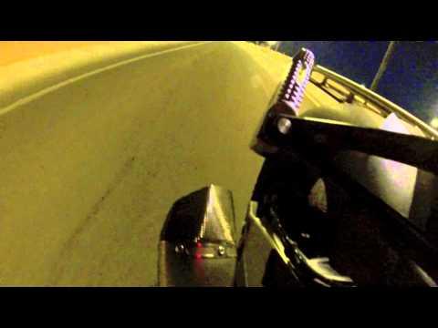 2012 BMW S1000RR with Akrapovic full titanium Evo shorty exhaust