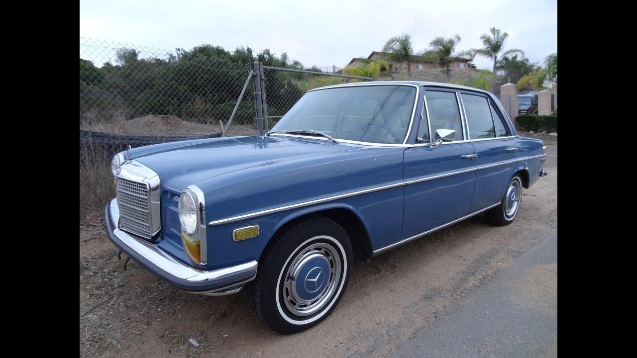 Youtube Mercedes W114