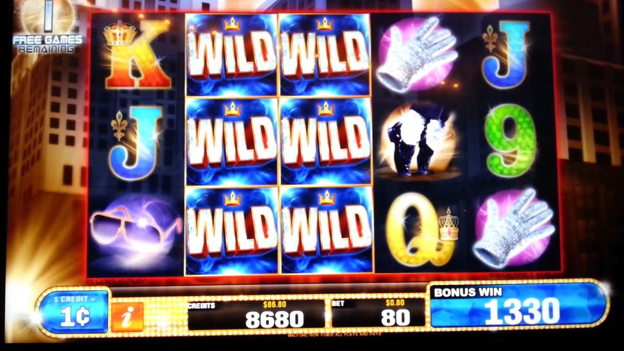 free slots play michael jackson slots
