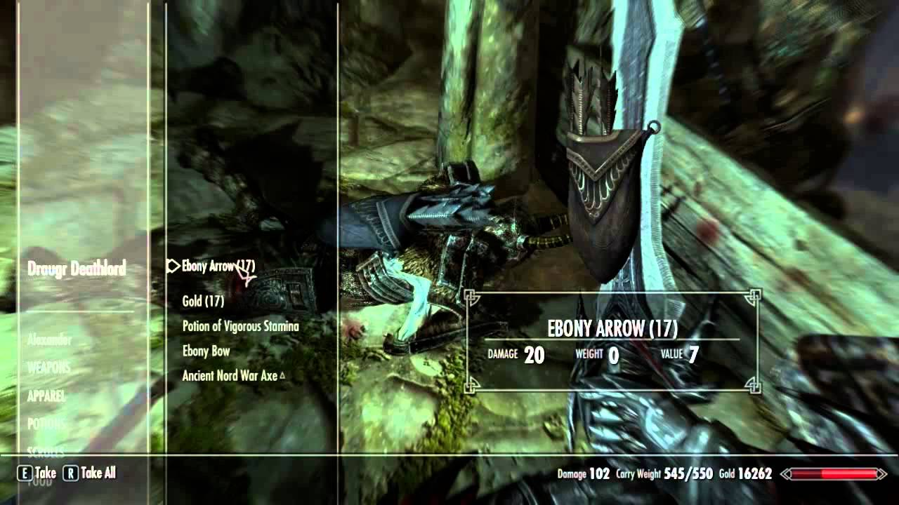 Skyrim Forelhost Walkthrough Youtube