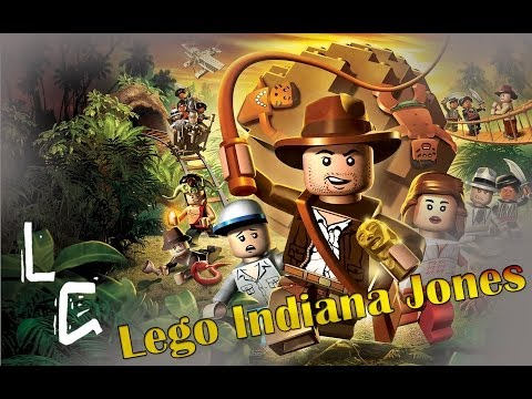 Avaliando  Lego Indiana Jones