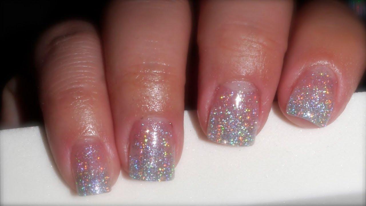Gel Nails At Home - Step by Step How to - Natural Nails, Nail Tips ...