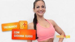 Giovana Guido - Treino de tríceçs e peitoral