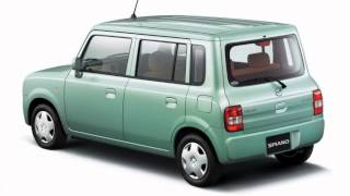 Mazda Spiano   Exterior & Interior