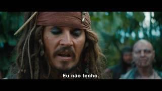 Piratas Do Caribe 4 Trailer Oficial Apresentada Pelo
