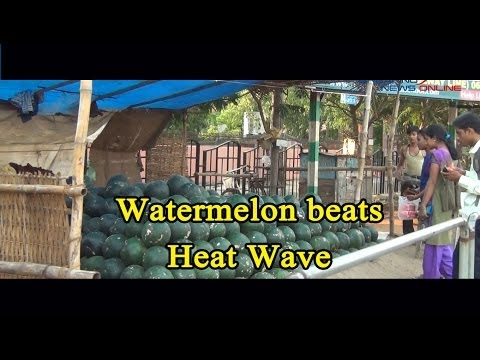 Watermelon beats Heat Wave