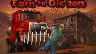 Earn To Die 2012 Desert Dash Mission 1 (Gry Dla Dzieci