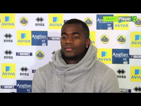 Sebastien Bassong Looks Ahead to Manchester United Clash