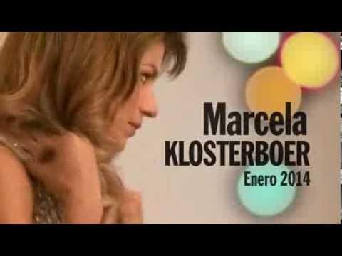 Marcela Kloosterboer. Tapa Enero 2014.