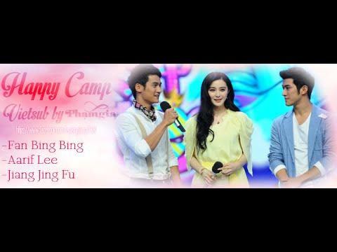 [Vietsub] 130714 Happy Camp - Phạm Băng Băng, Lý Trị Đình, Tưởng Kình Phu {Part 1}