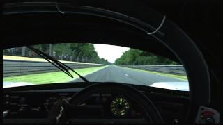 Gran Turismo 6 GT6 Mercedes Benz Sauber C9 @ La Sarthe