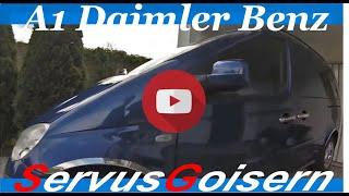 Unser Mercedes Vaneo W414