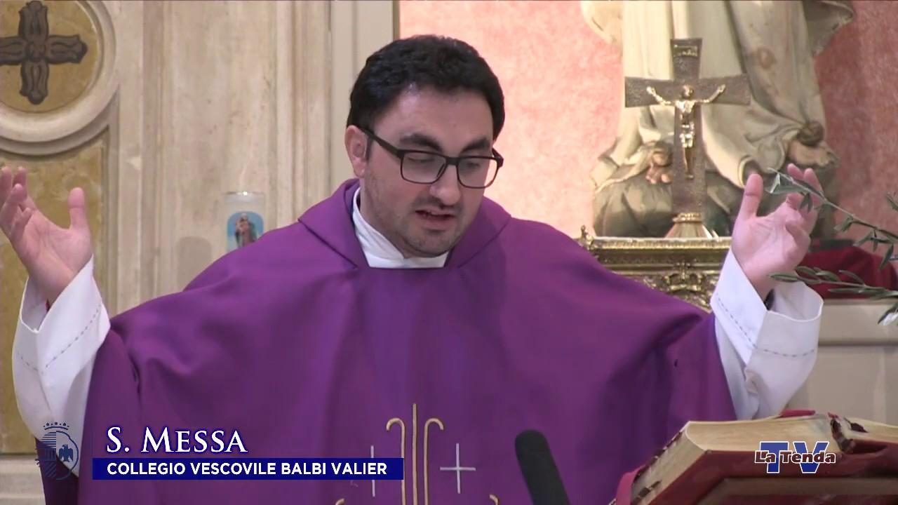 """S. Messa - Collegio vescovile """"Balbi Valier"""" - Pieve di Soligo"""