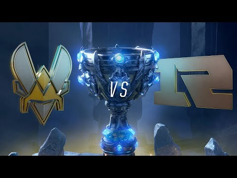 VIT vs RNG | Worlds Group Stage Day 5 | Team Vitality vs Royal Never Give Up (2018)