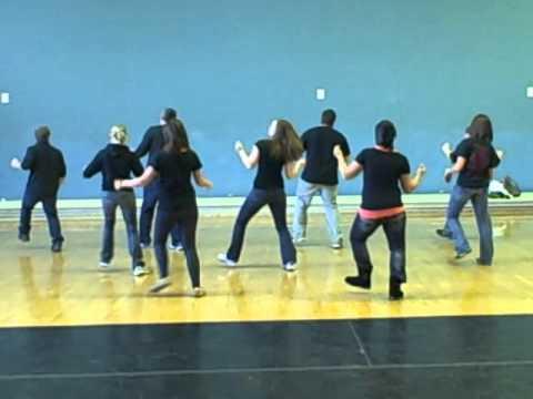 Down South Shuffle Line Dance