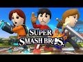 Super Smash Bros for Wii U: Mii (Character Analysis)