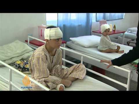 UN report shows increase in casualties in 2013