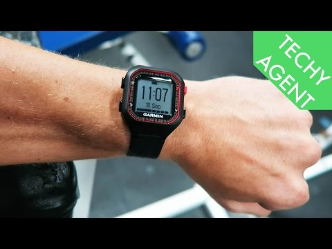 Garmin Forerunner 25 - FULL REVIEW (vs Strava)