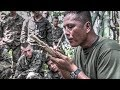 US Marines Learn Jungle Survival From Philippine Marines
