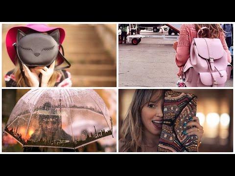 Comprinhas Fashion em Londres e Paris