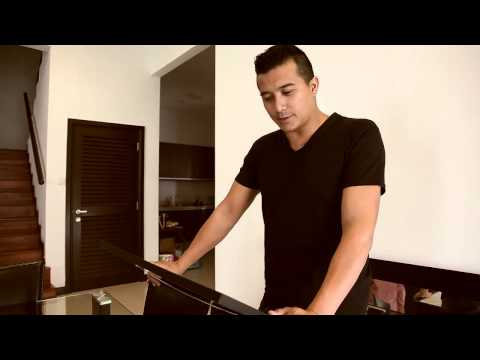 SURPRISE BIRTHDAY AARON AZIZ MAGGI BIG KARI