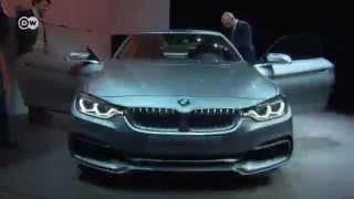 العرض الأول لسيارة بي ام دبليو فور كوبيه | عالم السرعة