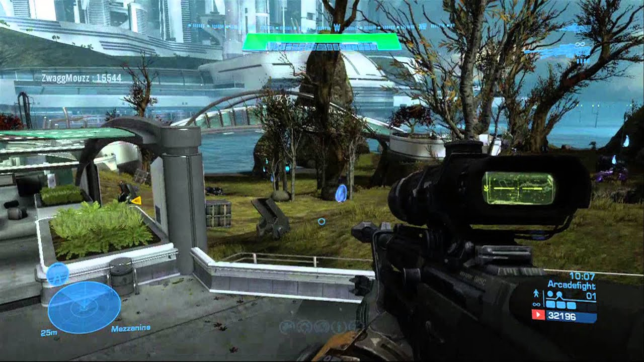Halo reach firefight matchmaking