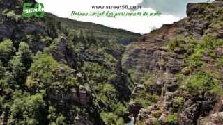 Roadbook moto Alpes Maritimes : Les Gorges du Daluis