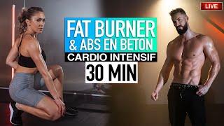 FATBURNER & ABS EN BÉTON 🔥   Justine Gallice