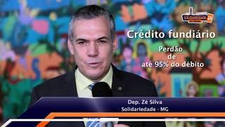 A pedido de Zé Silva, Câmara debate sobre reestruturação do Crédito Fundiário
