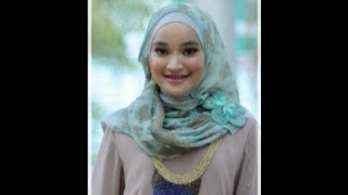 Mild Square Model Hijab [Tutorial]