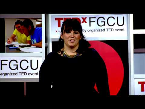 Many Dreams, Many Directions: Maisy Page at TEDxFGCU