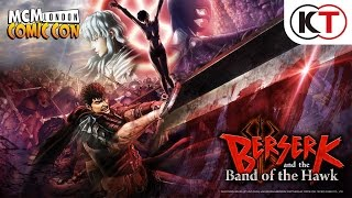 Berserk and the Band of the Hawk - MCM Demó